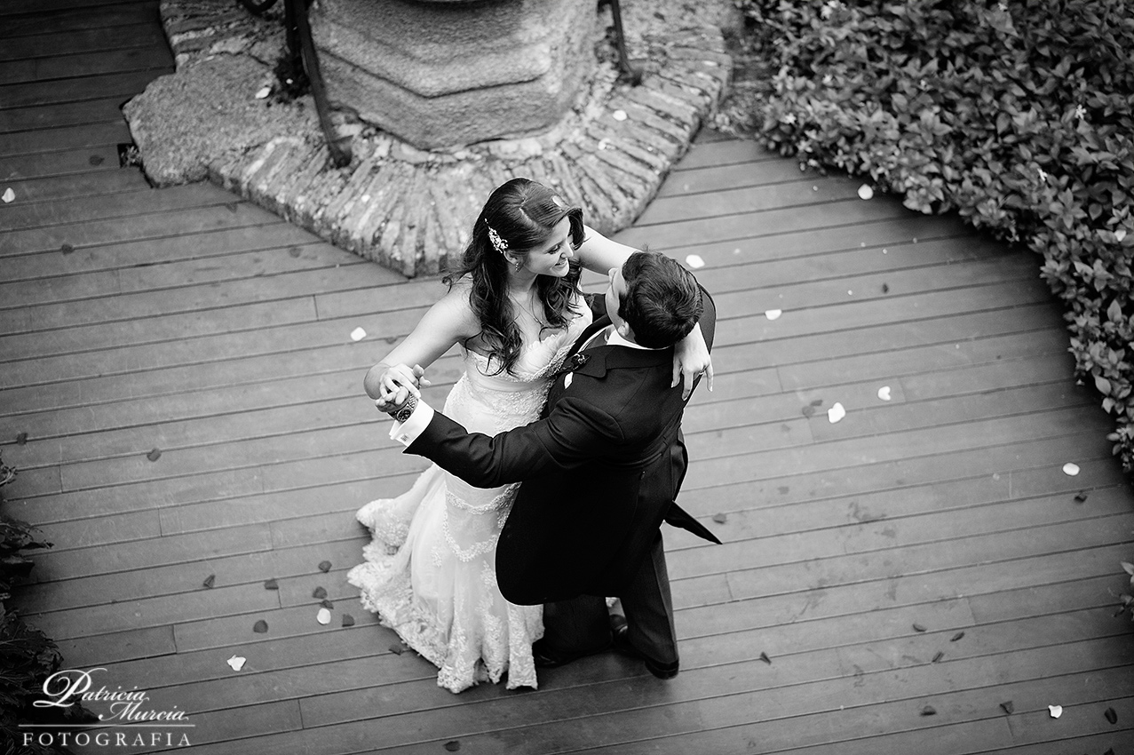Edu y Rosy boda en El Castillo de Batres