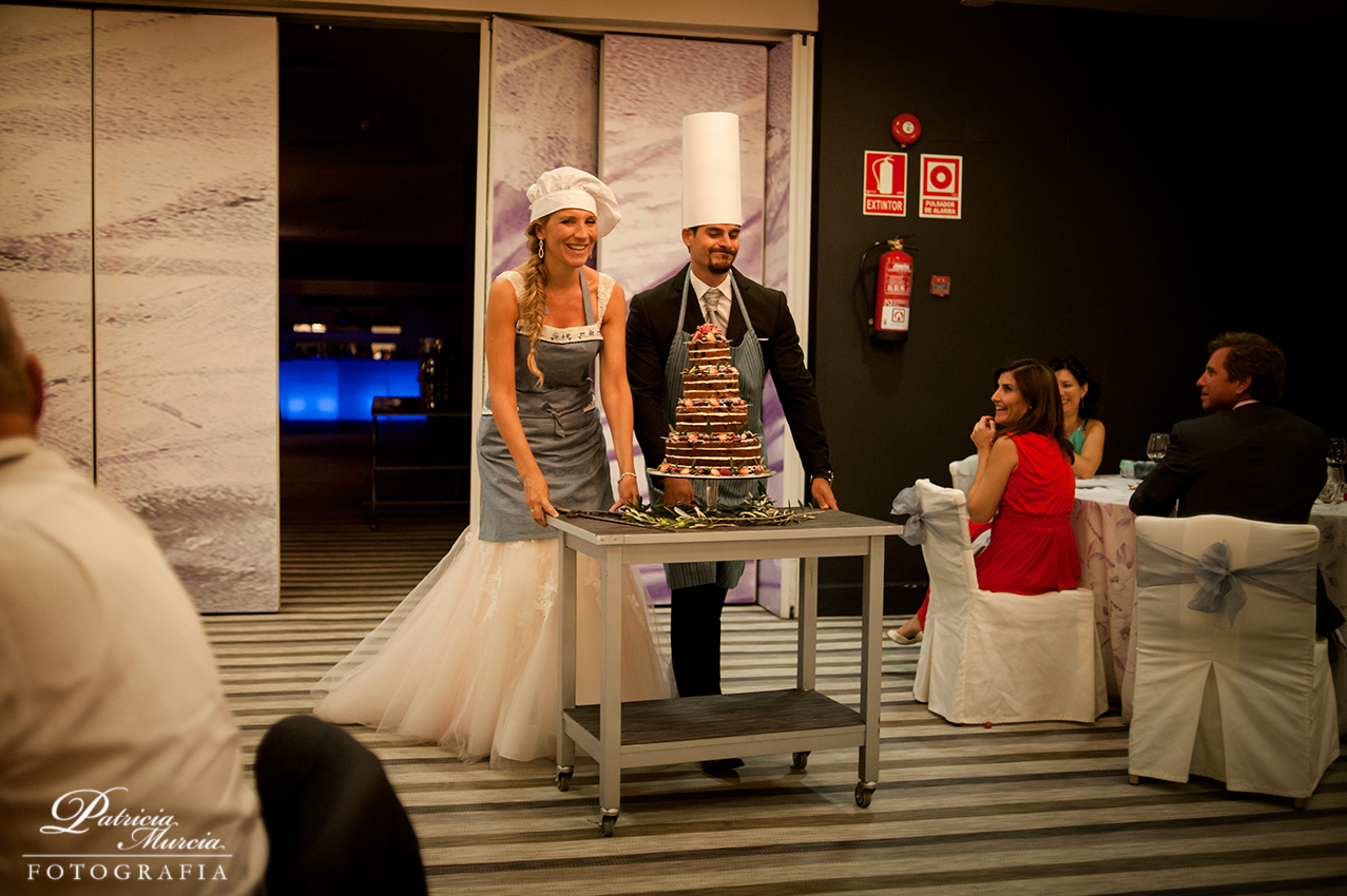 Boda en el club de golf Retamares