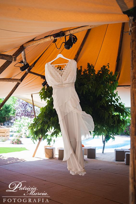 Fotografía de boda en El Escorial Madrid