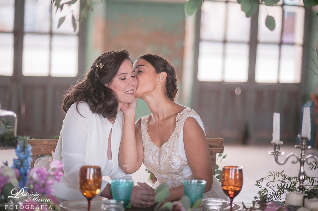 reportaje de boda LGTB Madrid PatriciaMurcia Fotografia