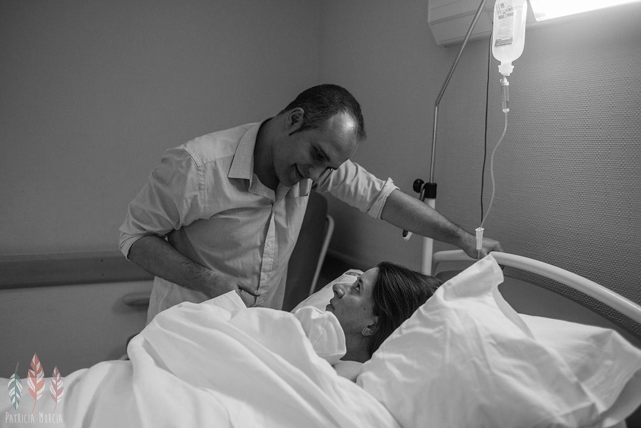 sesion de fotos de nacimiento y parto en Madrid