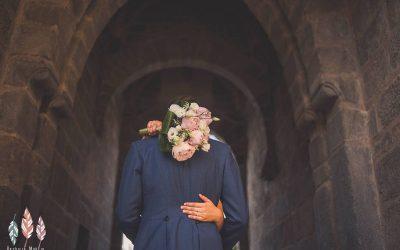 Reportaje de boda en Toledo: Paula y Liper