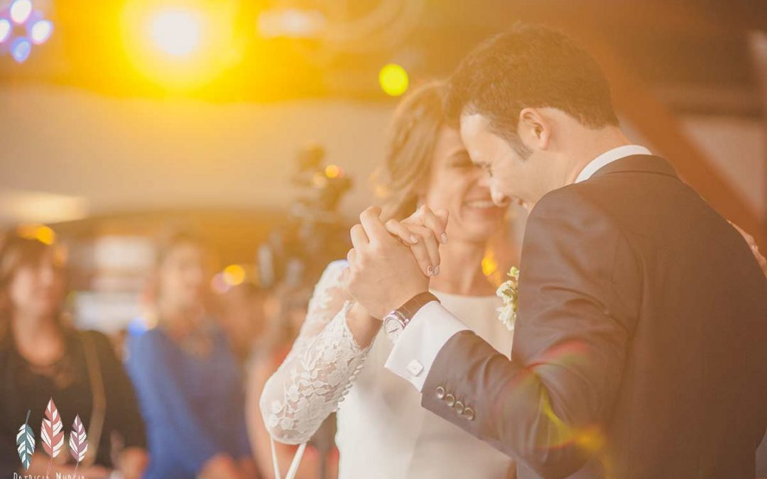 Preciosa boda en Najaraya