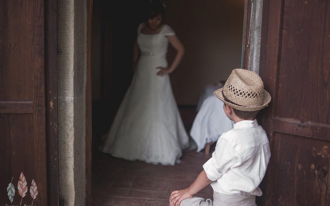 Fotografía de bodas: fotografiando emociones