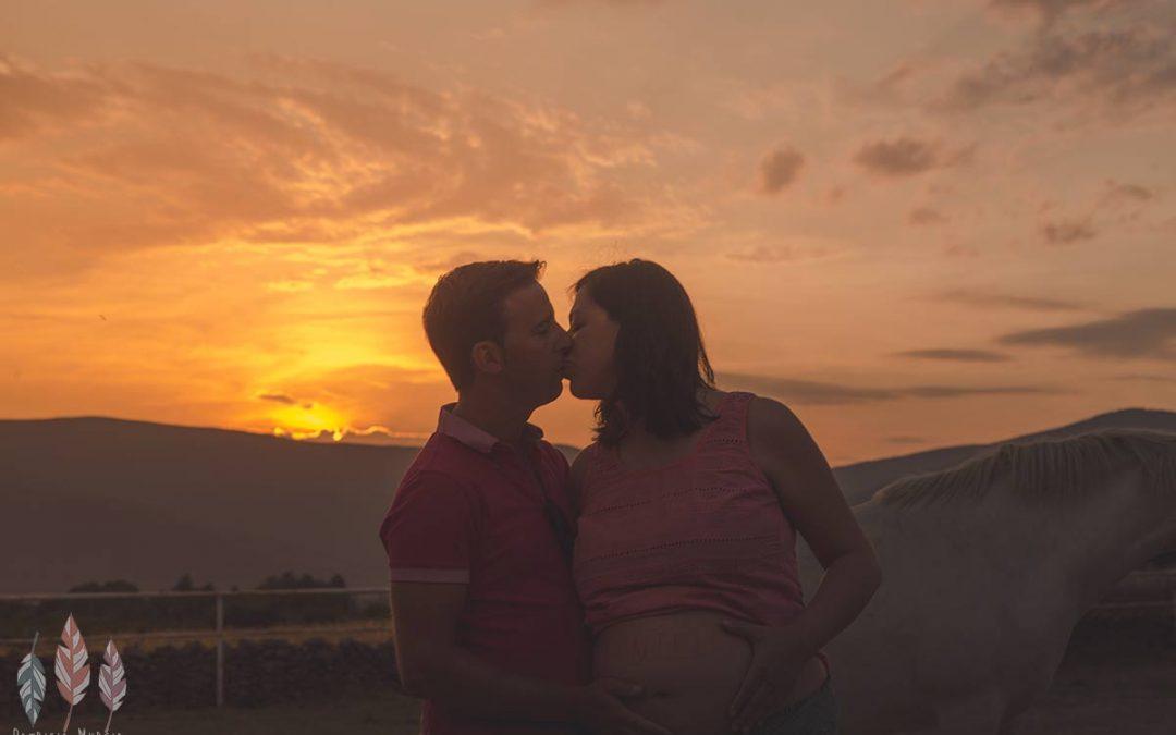 Reportaje de embarazada en Madrid